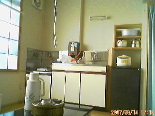 避暑で湯治
